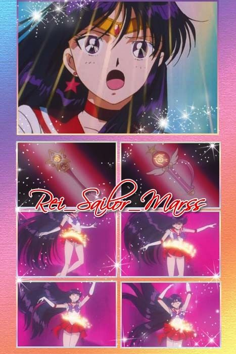 Rei Hino Sailor Mars: Super Sailor Mars